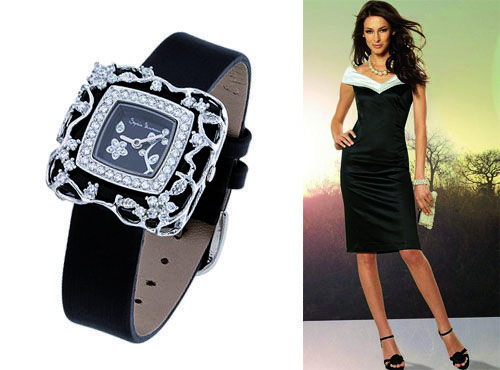 Женские часы Софи Марсо