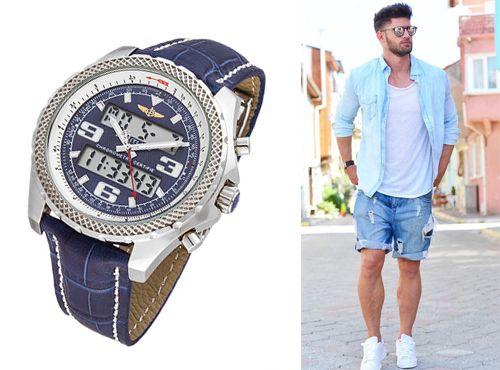 Мужские часы Breitling