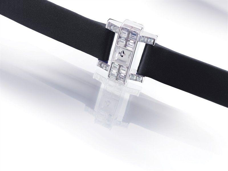 Ювелирные часики Мерил Стрип Jaeger-LeCoultre 101 Etrier