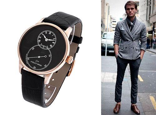Мужские часы Jaquet Droz