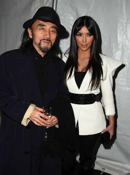 Уamamoto и Ким Кардашян