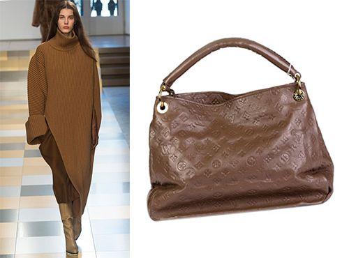 Женская сумка Луи Витон Асти