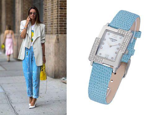 Женские часы Лонжин