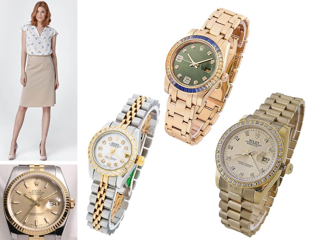 Часы женские Rolex Datejust