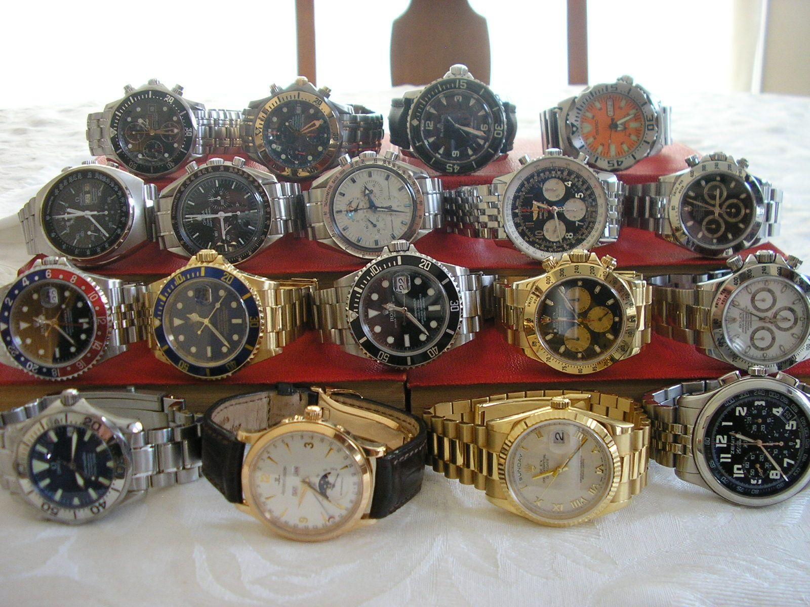 Коллекция Rolex Daytona