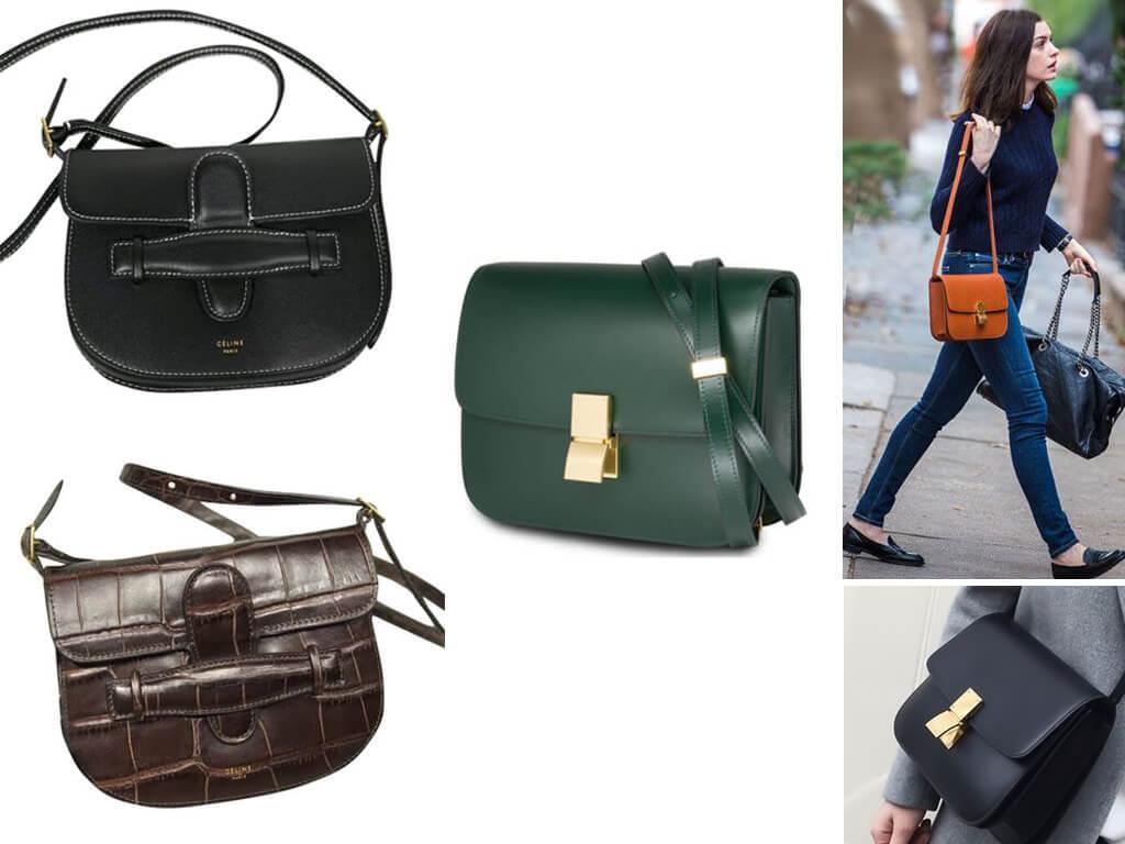 Женские сумки в виде седла