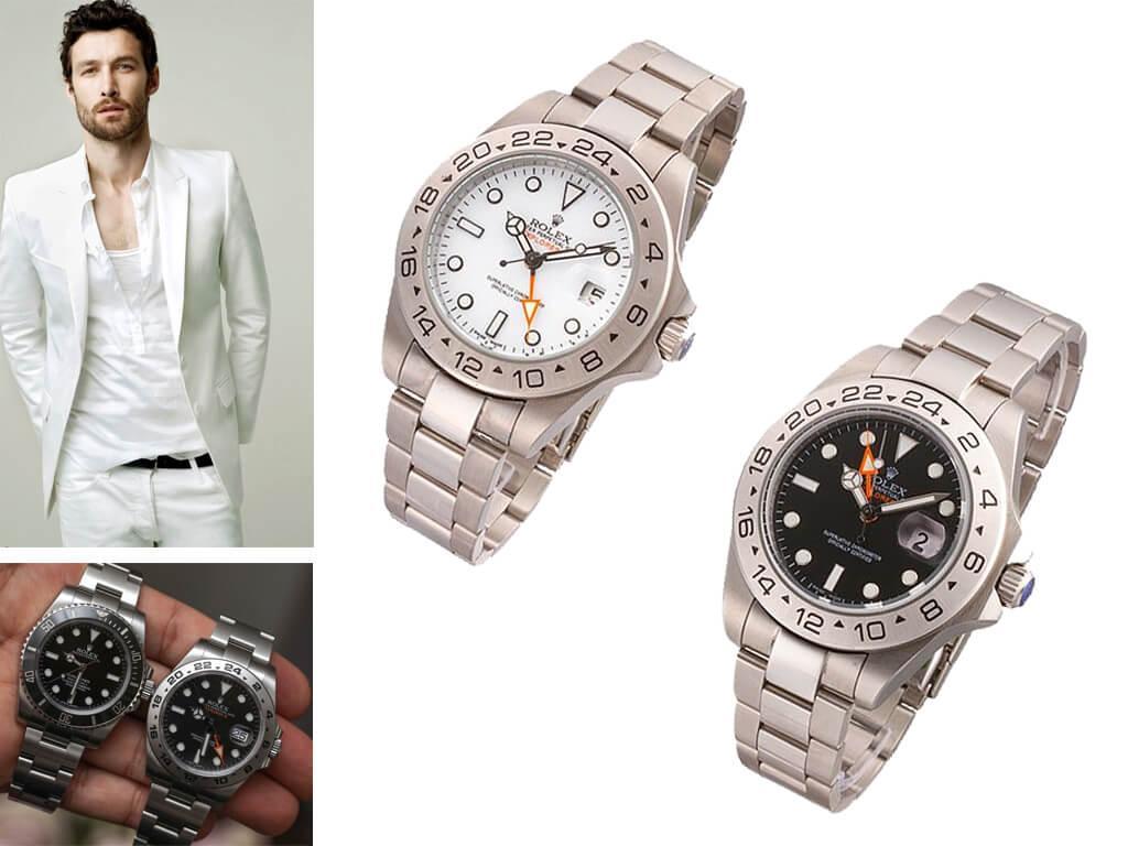 Наручные мужские часы Rolex Explorer