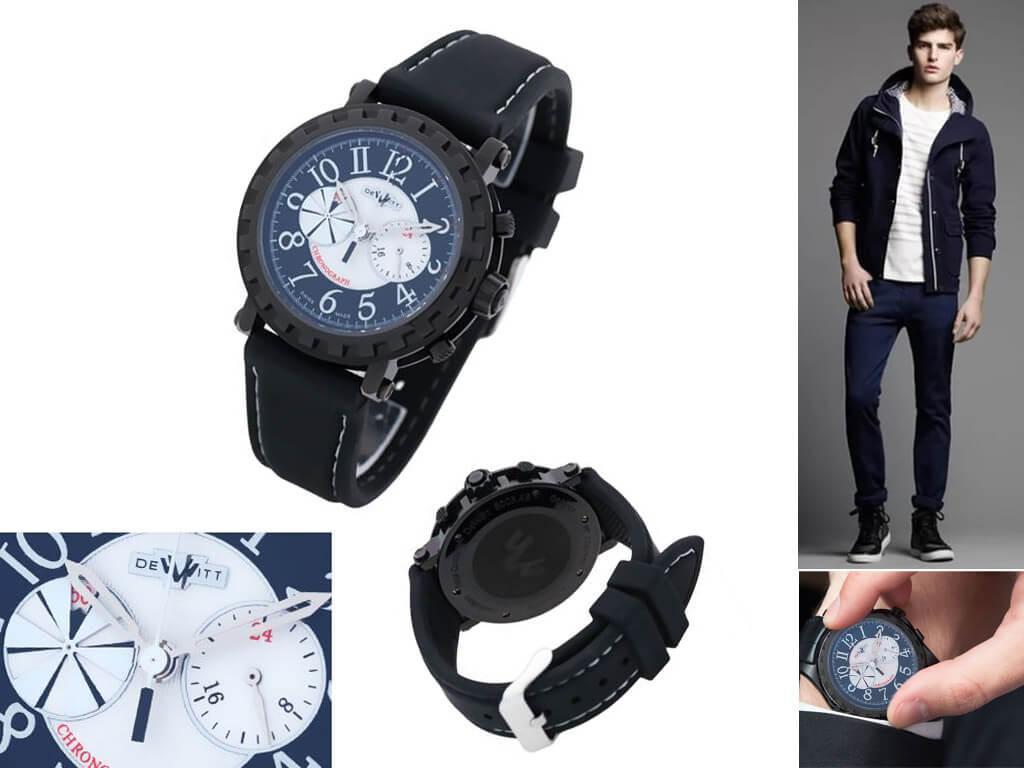 Мужские часы Dewitt