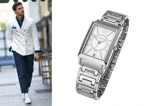 Часы от Emporio Armani