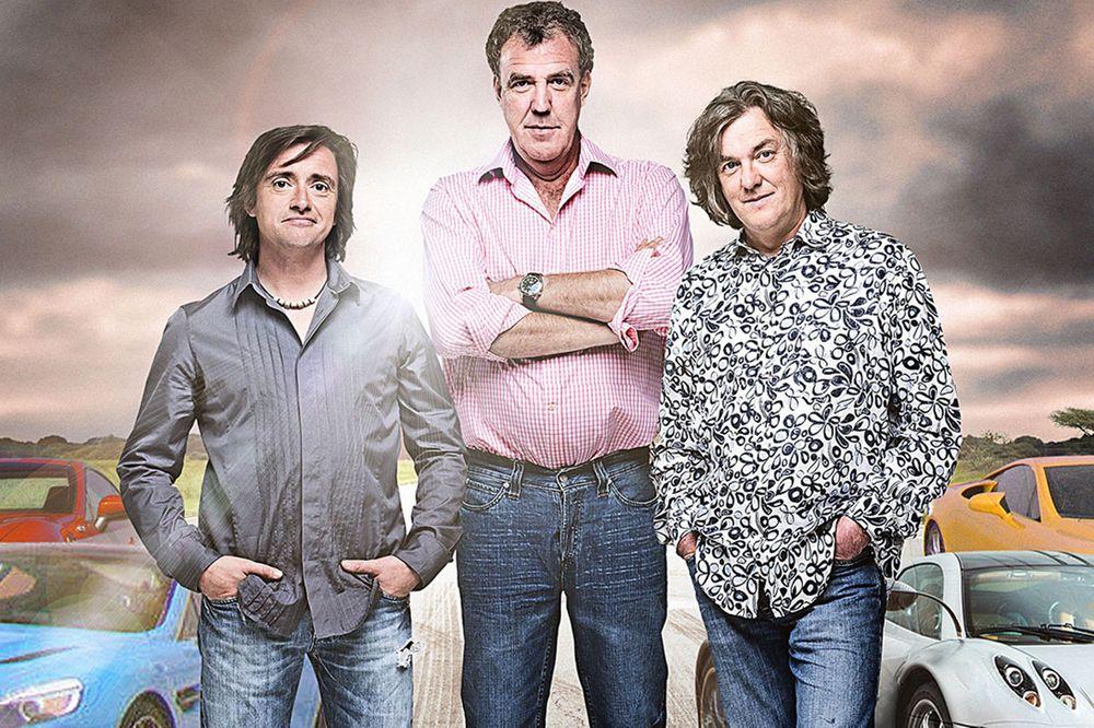 Команда шоу Top Gear