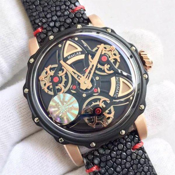 Часы МаксЛаб