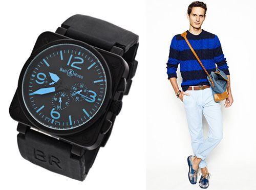 Часы от Bell & Ross
