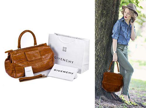Фирменная сумка Givenchy Pandora