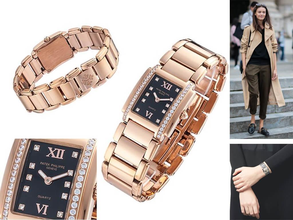Женские часы Patek Philippe Twenty 4