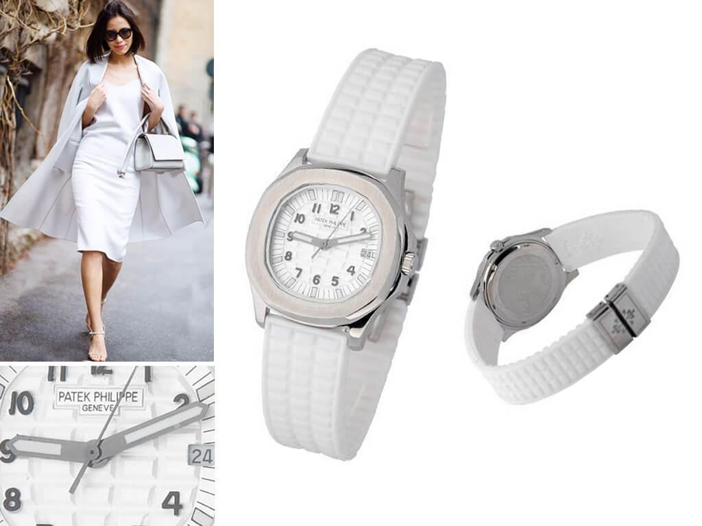 Женские часы Patek Philippe Nautilus
