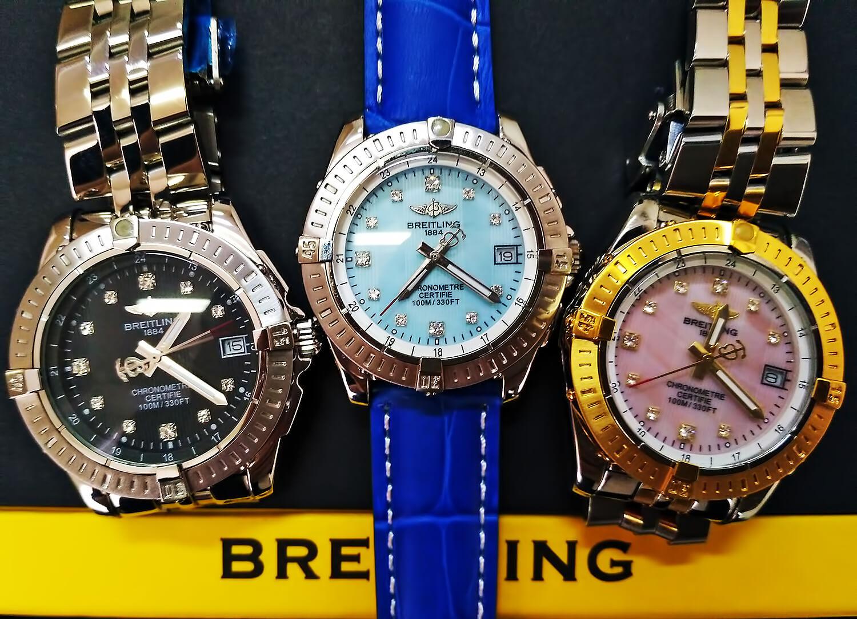 Точные реплики женских часов Breitling Colt Lady Quartz
