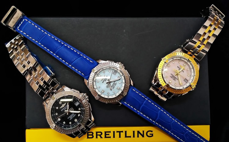 Реплики женских часов Брайтлинг из коллекции Кольт