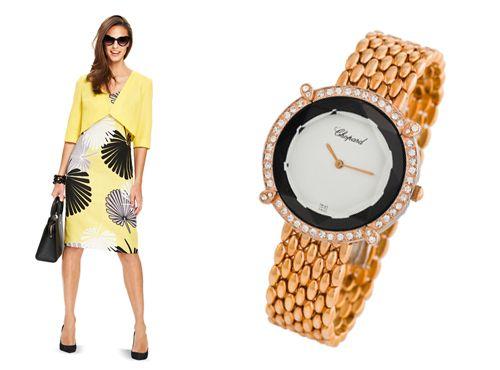 Женские часы Сhopard