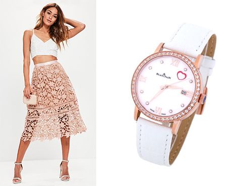 Женские часы от Бланпа