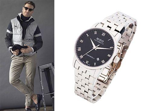 Мужские наручные часы от Мидо