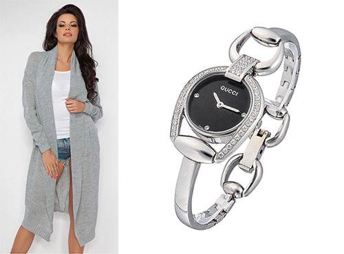 Женские часы Гуччи