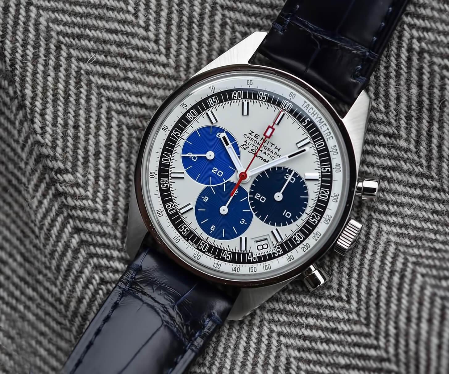 Швейцарские часы Zenith Chronomaster Revival Manufacture Edition