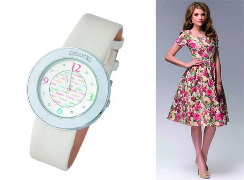 Часы от Сhanel
