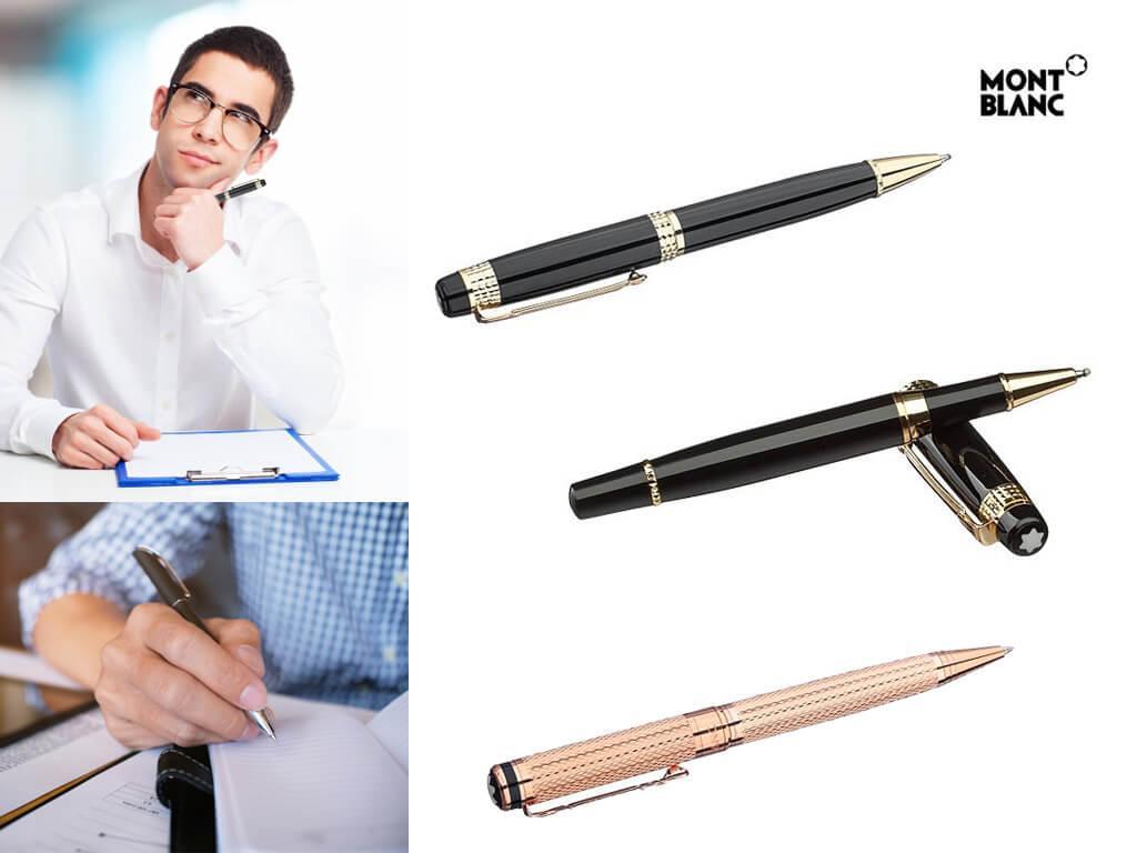 Ручка - важная письменная принадлежность, которая в облике делового человека играет роль важного стилеобразующего акцента