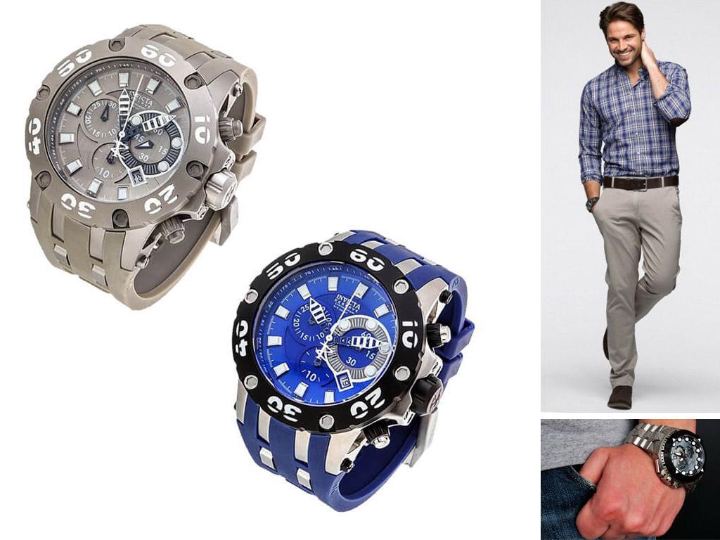 Наручные часы для мужчин Invicta Reserve