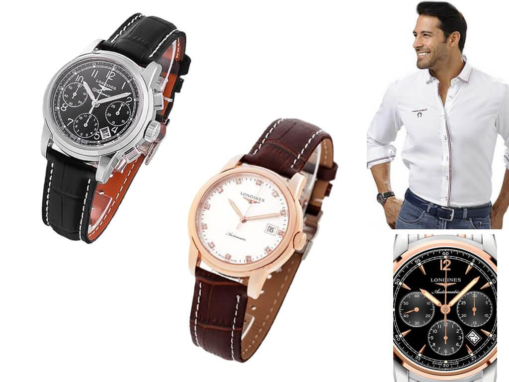 Наручные часы Longines Saint Imier Collection