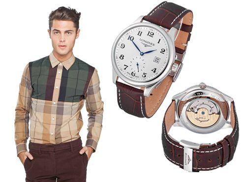 Часы от Longines