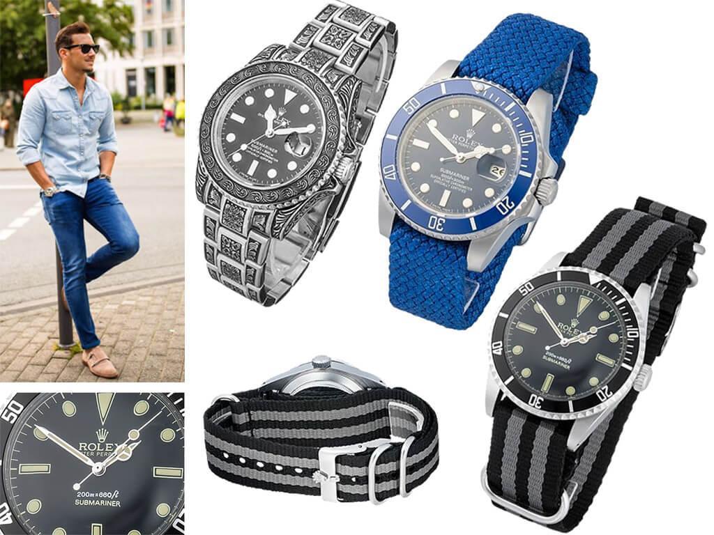 Мужские часы Rolex Submariner