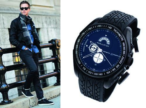 Часы от Porsche Design