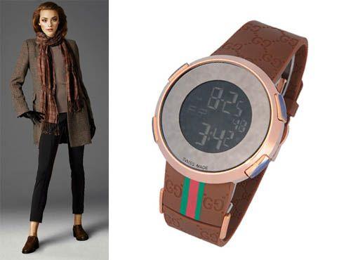 Часы от Gucci
