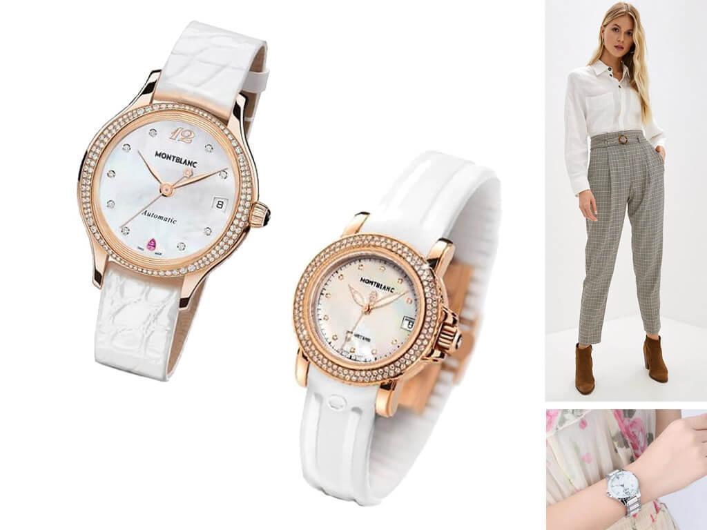 Женские часы Montblanc оригиналы