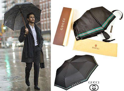 Зонт мужской Gucci