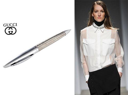 Шариковая ручка от Гуччи