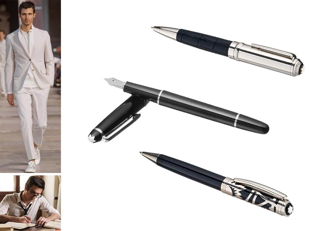 Фирменные ручки на подарок мужчине, парню