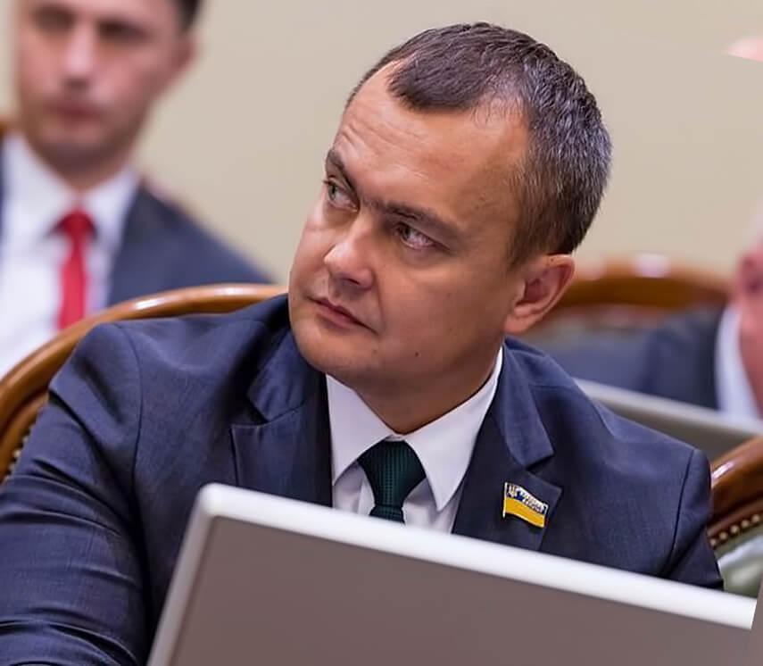 Депутат Верховной Рады Украины Юрий Аристов