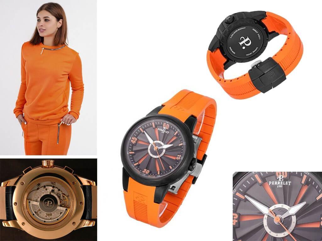 Женские часы Perrelet