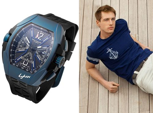 Часы от Franck Muller