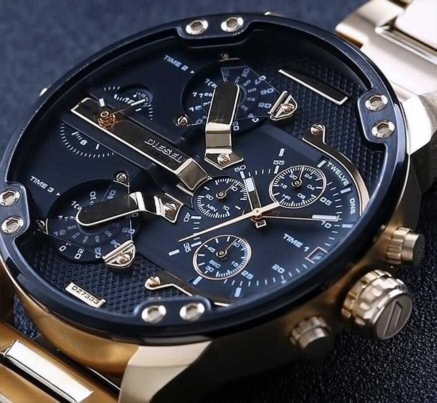 Мужские часы Дизель из коллекции Дэдди