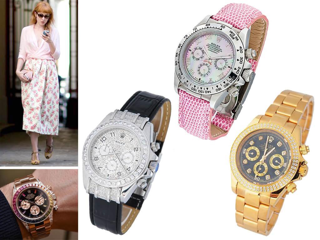 Женские часы Ролекс Дайтона