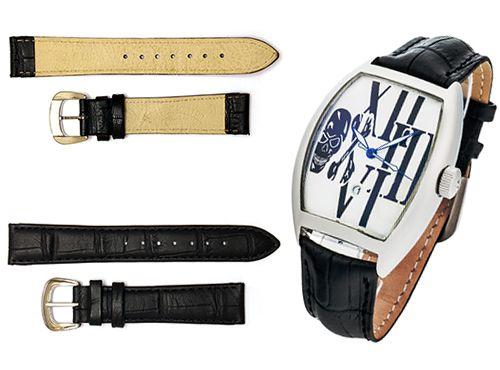 Ремень кожаный для часов Franck Muller
