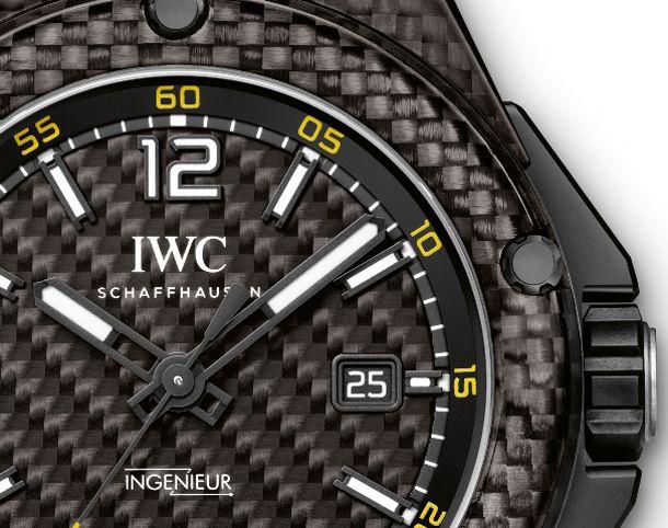 Часы IWC Ingenieur Carbon
