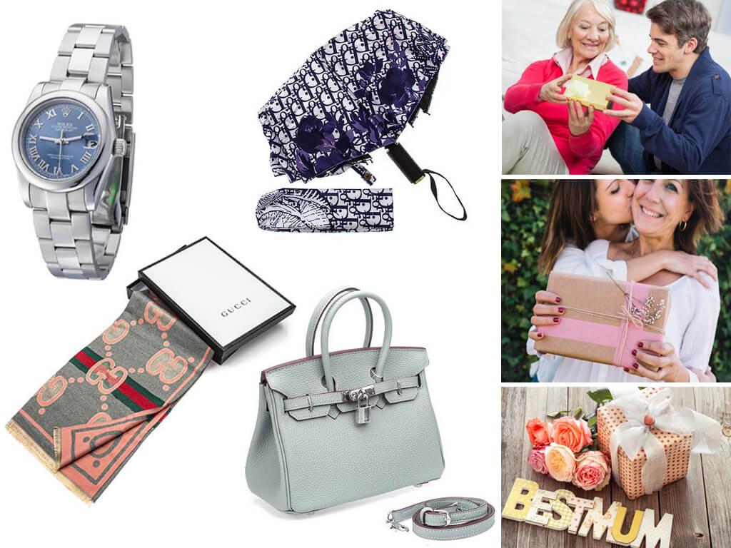 Идеи подарков для мамы ко дню рождения