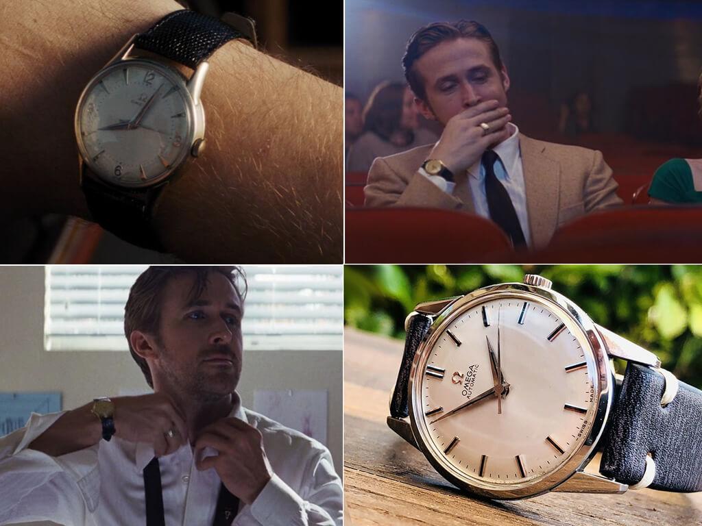 Часы Райана Гослинга Омега Констелейшн («Ла-Ла Ленд»)