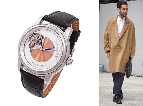 Мужские часы от Жан Дюнан
