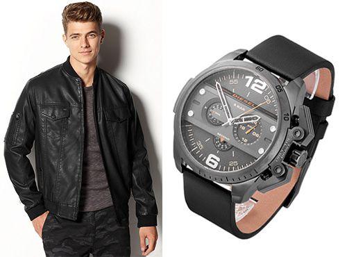Элитные мужские часы Дизель
