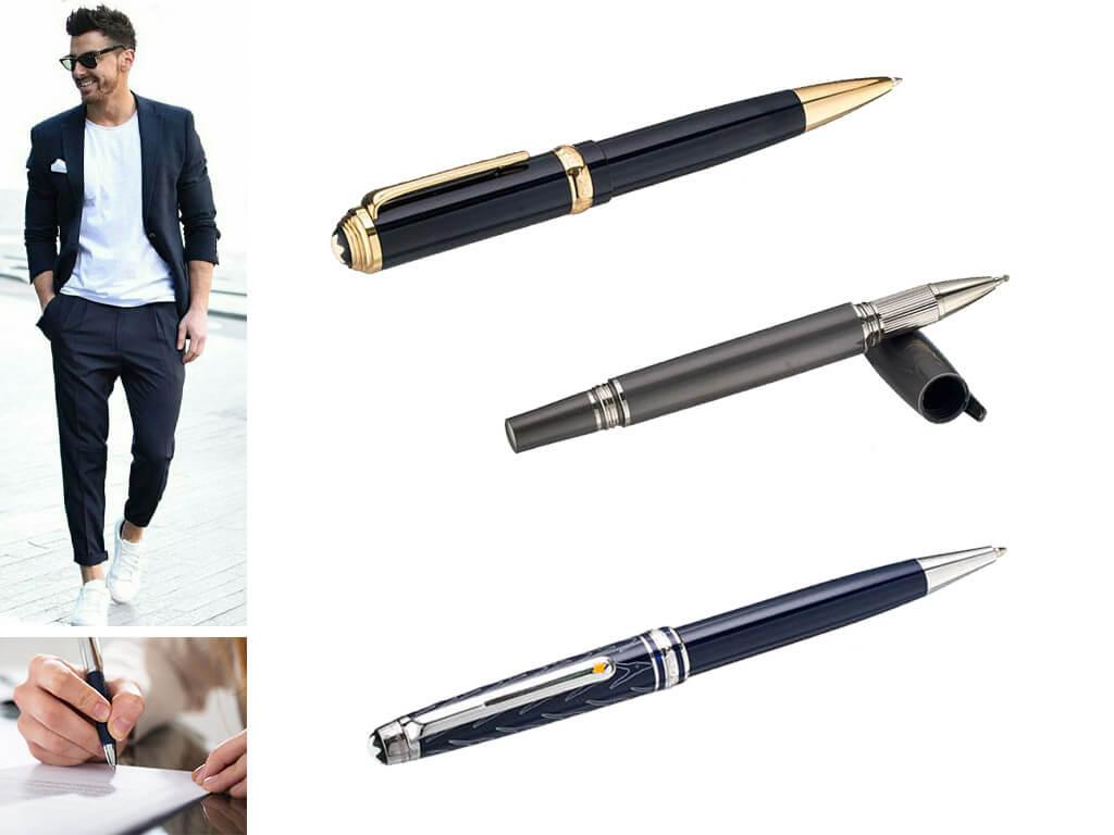 Брендовые мужские ручки Монблан